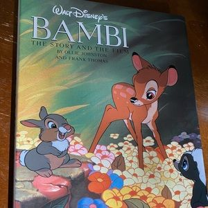 Bambi The Story and the Film